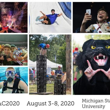 Register for National Order of the Arrow Conference (NOAC) 2020