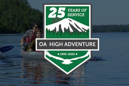 OA High Adventure 2021