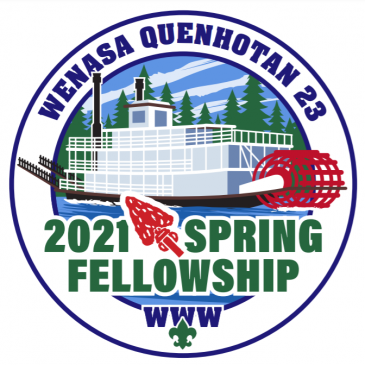 Spring Fellowship Patches Will Be Mailed
