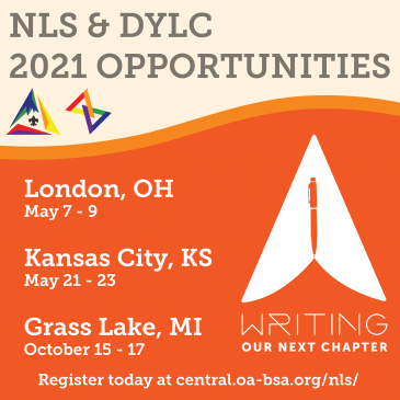 Write Your Next Chapter at NLS/DYLC
